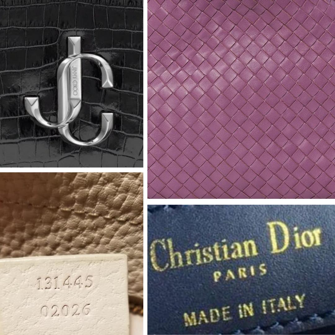The Beginner's Course to Luxury Handbag Authentication - Volume 2